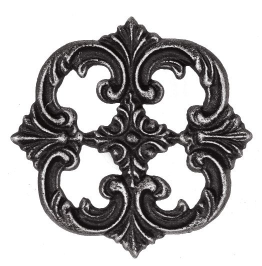 Kovářský ornament H 120 x L 120mm
